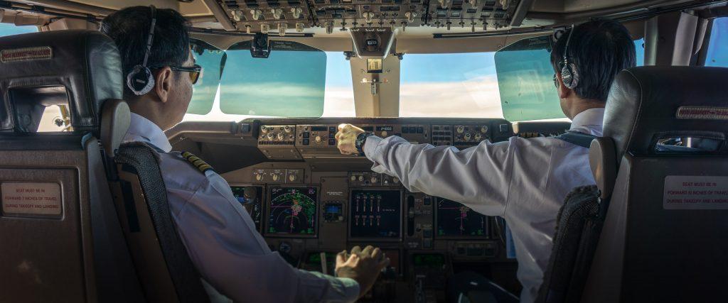 Лицензия линейного пилота (ATPL)