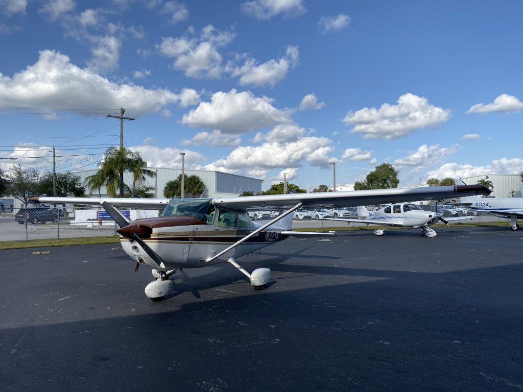 Cessna 172N Skyhawk N32YA