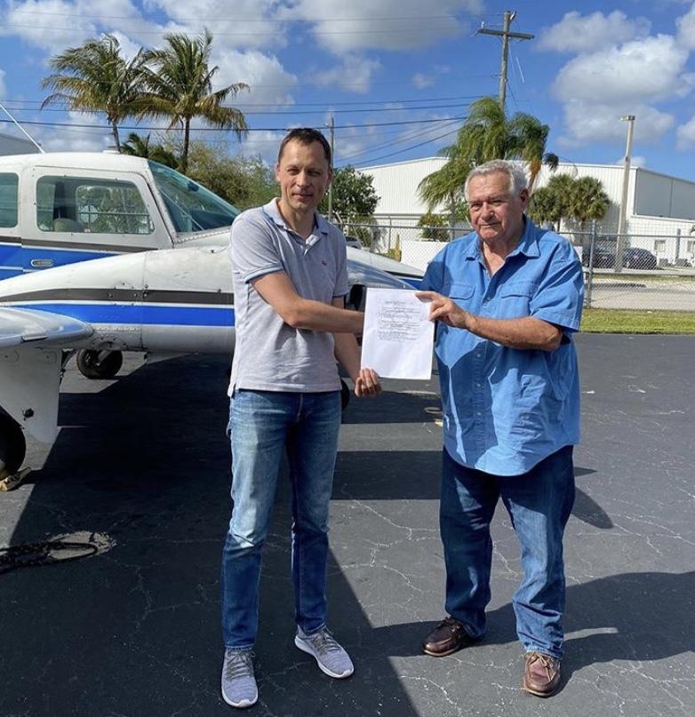 Лицензия коммерческого пилота