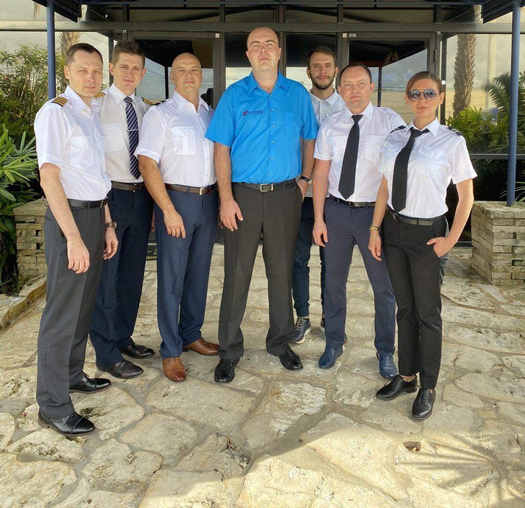 Сертифицированный летный инструктор CFI/ CFII / MEI