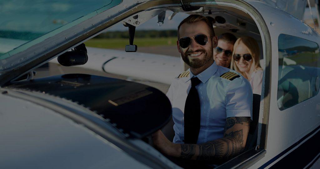 Стать пилотом - исполнить мечту!